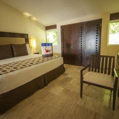 Отель Grand Park Royal Luxury Resort Cancun Caribe 4* Вилла с различными типами кроватей