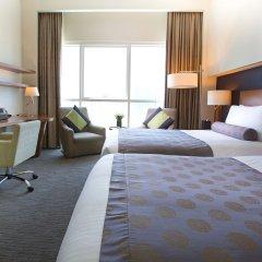 Отель Grand Millennium Al Wahda 5* Стандартный номер с 2 отдельными кроватями