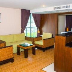 Отель PGS Hotels Patong 3* Стандартный номер с различными типами кроватей фото 3