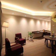 DoubleTree by Hilton Hotel Yerevan City Centre жилая площадь