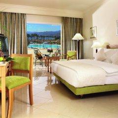 Отель Movenpick Resort Taba 5* Стандартный номер с различными типами кроватей