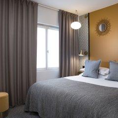 Comfort Hotel Paris La Fayette 3* Улучшенный номер с различными типами кроватей