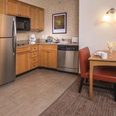 Отель Residence Inn Frederick 3* Стандартный номер с различными типами кроватей