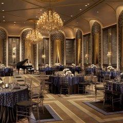 Отель Waldorf Astoria New York Нью-Йорк банкетный зал фото 2