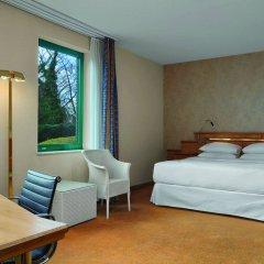 Отель Four Points by Sheraton Brussels 4* Улучшенный номер с разными типами кроватей