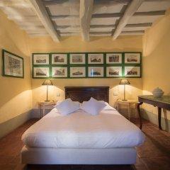 Отель Fattoria di Mandri Улучшенные апартаменты