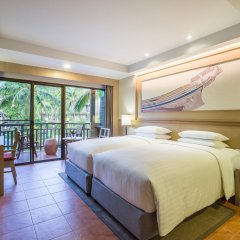 Отель Phuket Marriott Resort & Spa, Merlin Beach комната для гостей фото 18