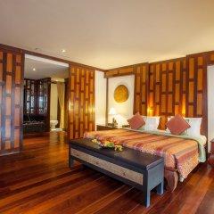Отель Baan Yin Dee Boutique Resort 4* Люкс разные типы кроватей