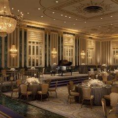 Отель Waldorf Astoria New York Нью-Йорк банкетный зал