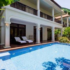 Отель Secret Garden Villas-Furama Beach Danang 3* Вилла с различными типами кроватей