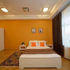 Apelsin Hotel on Sretenskiy Boulevard 2* Номер Делюкс разные типы кроватей