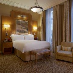Отель The Savoy 5* Улучшенный номер с различными типами кроватей фото 6