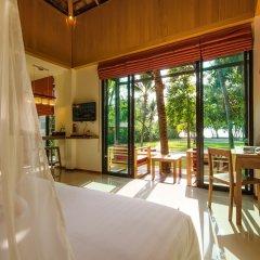 Отель The Mangrove Panwa Phuket Resort 4* Студия с двуспальной кроватью