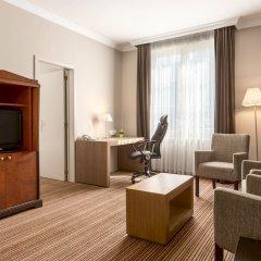 Отель NH Brussels Carrefour de l'Europe комната для гостей фото 5