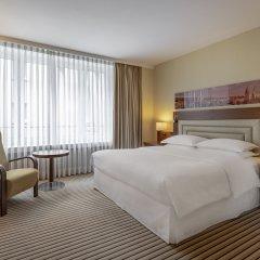 Sheraton Zürich Neues Schloss Hotel 4* Представительский номер с различными типами кроватей