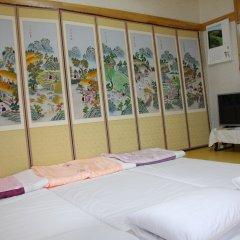 Отель Dajayon Guest House Южная Корея, Сеул - отзывы, цены и фото номеров - забронировать отель Dajayon Guest House онлайн комната для гостей фото 3