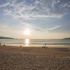 Отель Cool Sea House пляж