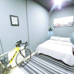 Отель Luxury Flat Legazpi Апартаменты с различными типами кроватей
