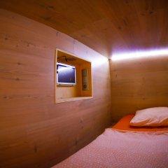 Hostel One Paralelo Кровать в общем номере