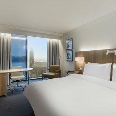 Radisson Blu Waterfront Hotel 4* Номер категории Премиум с различными типами кроватей