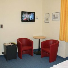 Отель Hotelpension Margrit удобства в номере