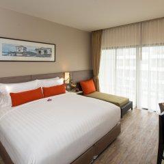 Отель Deevana Plaza Phuket 4* Номер Премьер с различными типами кроватей