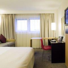 Отель Novotel Birmingham Airport 4* Представительский номер с различными типами кроватей фото 2