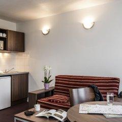 Отель Aparthotel Adagio access Paris Quai d'Ivry 3* Апартаменты с различными типами кроватей фото 3