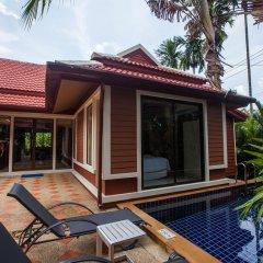 Отель Вилла Boutique Resort Private Pool Вилла Делюкс с различными типами кроватей