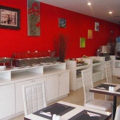 Отель PJ Patong Resortel место для завтрака
