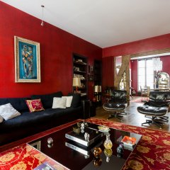 Отель onefinestay - Louvre Opera private homes Апартаменты с различными типами кроватей фото 2