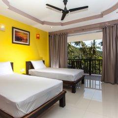 Baan Suan Ta Hotel 2* Улучшенный номер с различными типами кроватей
