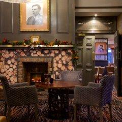 Отель Hallmark Inn Manchester South 3* Классический номер с различными типами кроватей фото 2