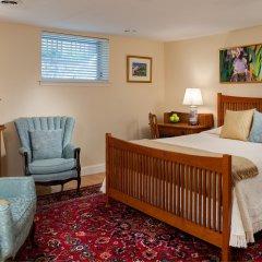 Отель Woodley Park Guest House 3* Стандартный номер с различными типами кроватей