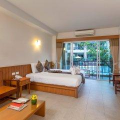 Отель Au Thong Residence 3* Улучшенный номер с различными типами кроватей