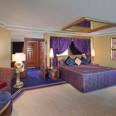Отель Burj Al Arab Jumeirah 5* Люкс повышенной комфортности с различными типами кроватей фото 2