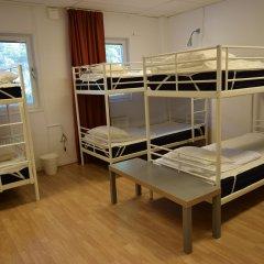 Hostel Snoozemore Кровать в мужском общем номере с двухъярусной кроватью