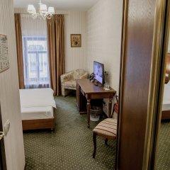 Гостиница Татарская Усадьба 3* Стандартный номер с двуспальной кроватью