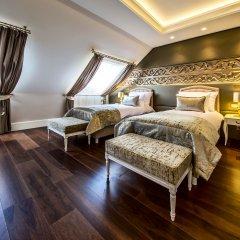 Prestige Hotel Budapest 4* Номер Делюкс