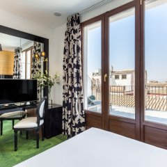 Отель Room Mate Leo 3* Стандартный номер с различными типами кроватей