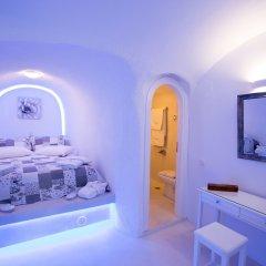 Отель Abyssanto Suites & Spa 4* Люкс с различными типами кроватей