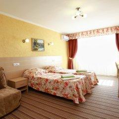 Парк-Отель Лазурный Берег Стандартный номер с различными типами кроватей