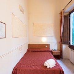 Отель Palazzuolo 2* Номер с общей ванной комнатой с различными типами кроватей (общая ванная комната)