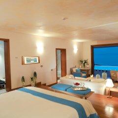 Отель Grand Resort Lagonissi 5* Люкс с различными типами кроватей