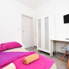 City Central Hostel Kuznicza Стандартный номер с различными типами кроватей