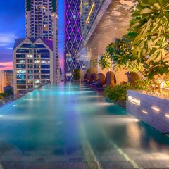 Eastin Grand Hotel Sathorn открытый бассейн фото 3