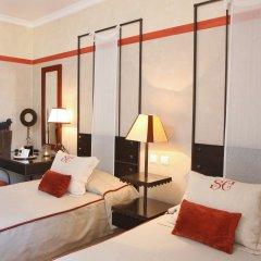 Отель Solar Do Castelo, a Lisbon Heritage Collection 4* Стандартный номер с различными типами кроватей
