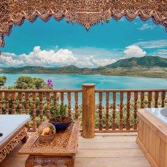 Отель Santhiya Koh Yao Yai Resort & Spa 5* Улучшенный номер с различными типами кроватей фото 7