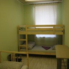 Гостиница на Чистых Прудах 3* Кровать в общем номере с двухъярусной кроватью