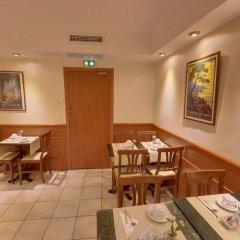 Hotel Univers место для завтрака фото 3